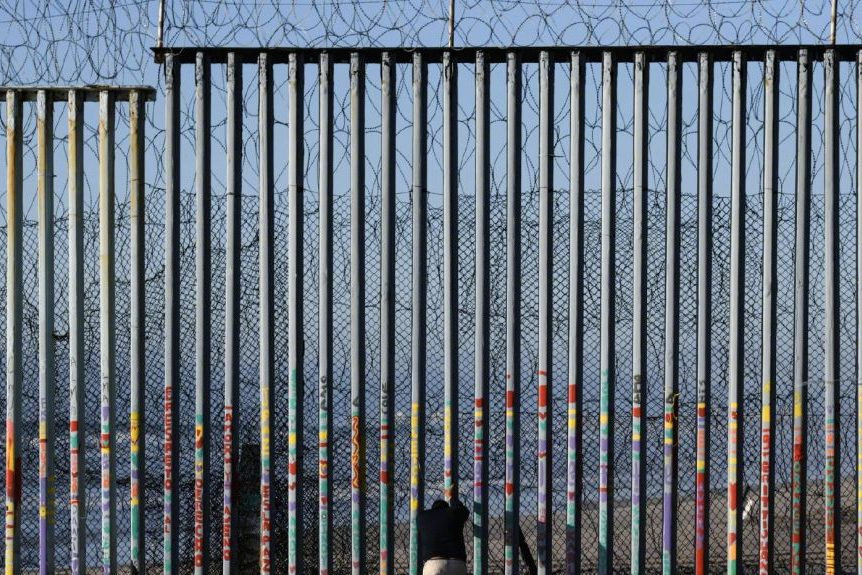 The U.S. Department of Defense stopped building a border wall! Unused funds will be returned to the military