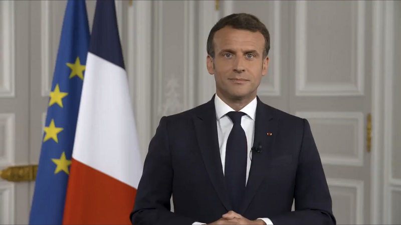 French President Emmanuel Macron has called for greater production and distribution of Coronavirus vaccines