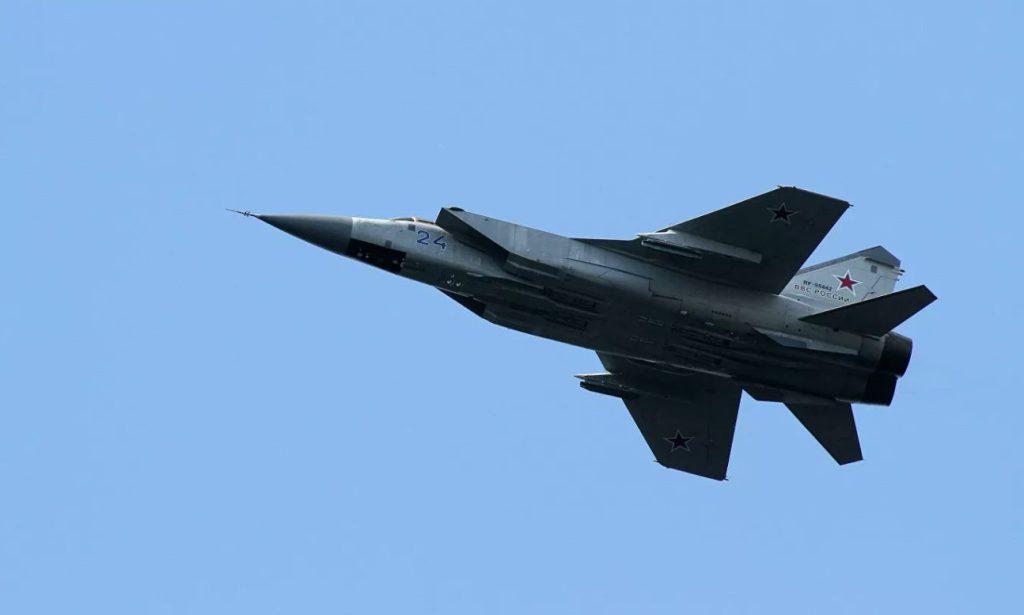 Russian warplanes intercept NATO aircraft in the Barents Sea