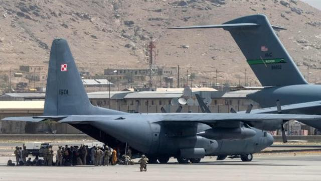 Just let go of the bad words and change your gossip? The Canadian military says it will withdraw from Kabul airport by the deadline