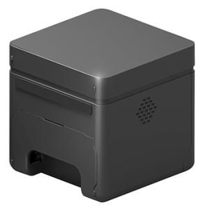 Sam4s G-Cube Rear