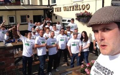 t'3 Yorkshireteers do us proud!
