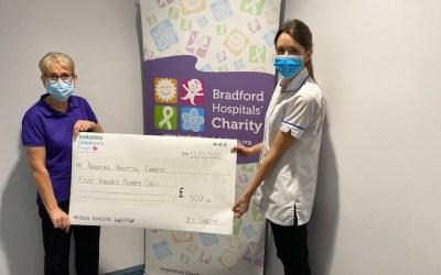 Bradford Royal Christmas Donation