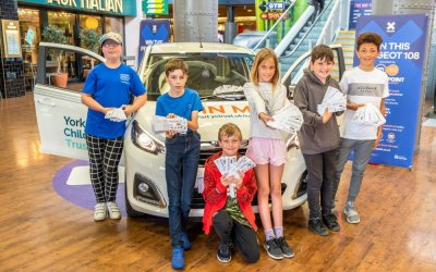 Car Raffle Drawn – We have a winner!