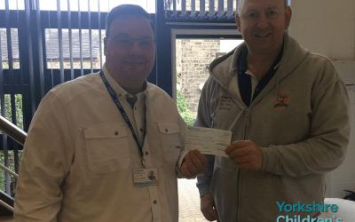 Halifax RLFC donates £250