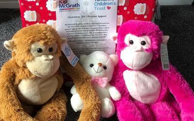 Kip McGrath Toy Collection