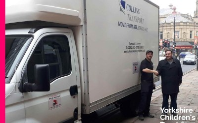 Collins Transport Move YCT