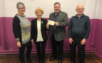 Christmas Choir Raised £455 for YCT