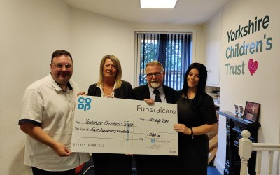 Kevin Mitchell & Co-op Funeral Care