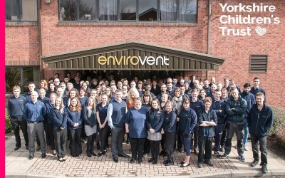 Envirovent support YCT in 2019