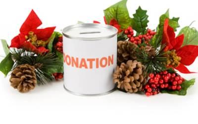 Christmas Donation Thanks
