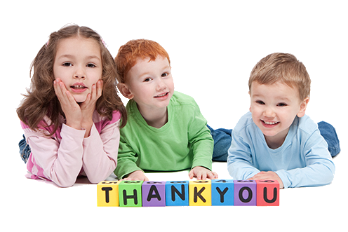Thank You from Yorkshire Children's Trust