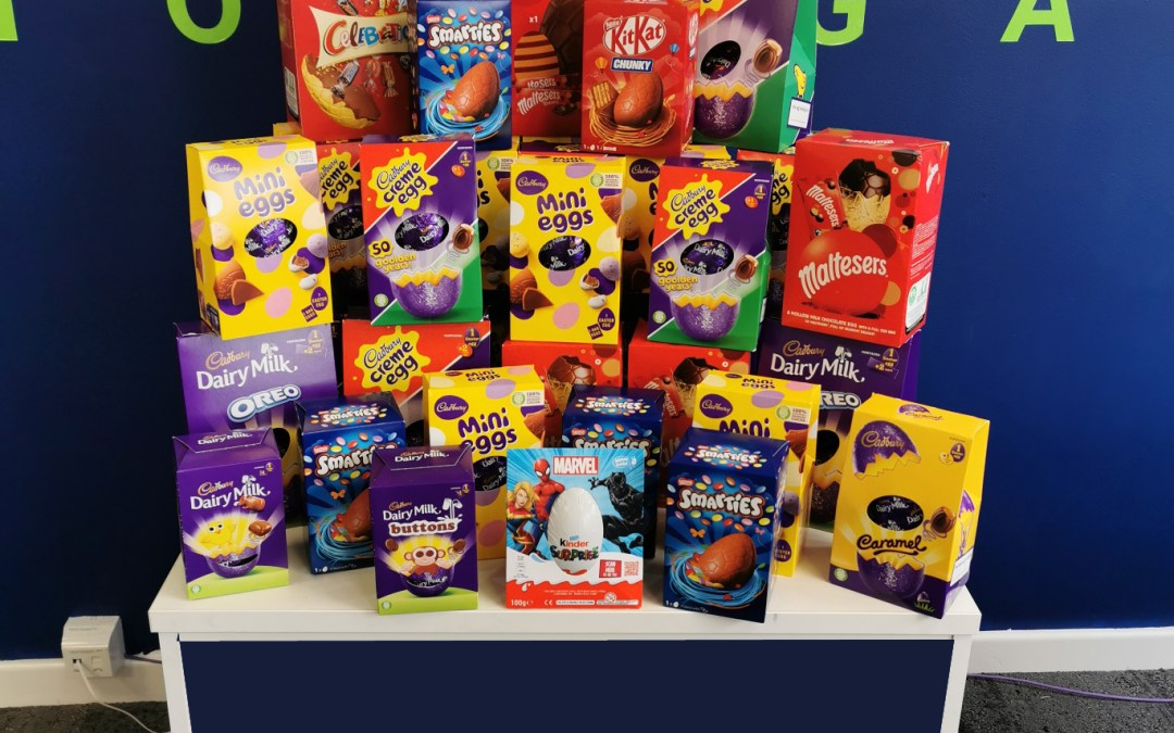 Woodhall Mortgages Easter Appeal