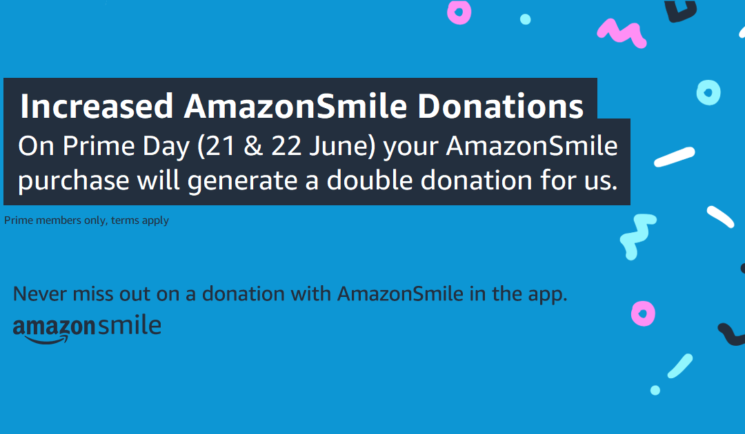 Amazon Smile Double Donation