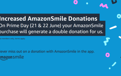 Shop on Amazon and Donate!