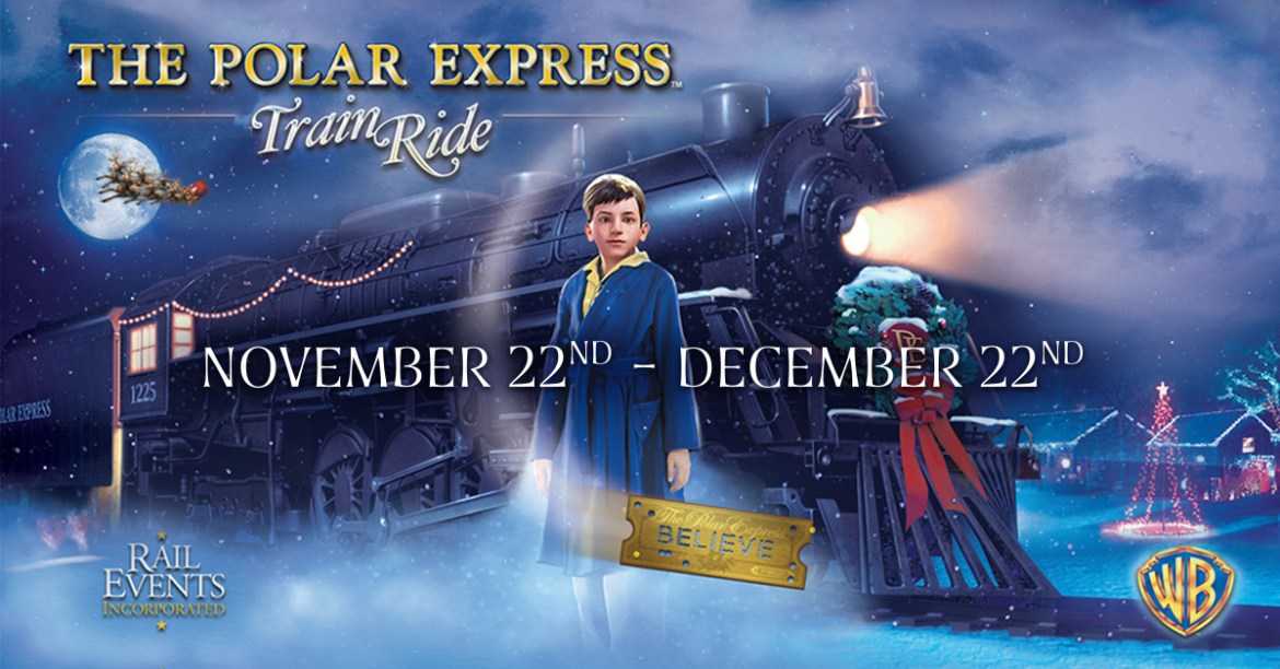 The Polar Express Landing Page Cover Photo