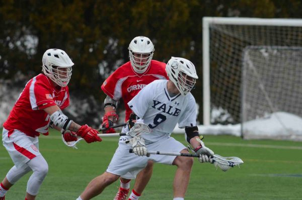 MEN'S LACROSSE: Yale falls in opening round of NCAA tournament