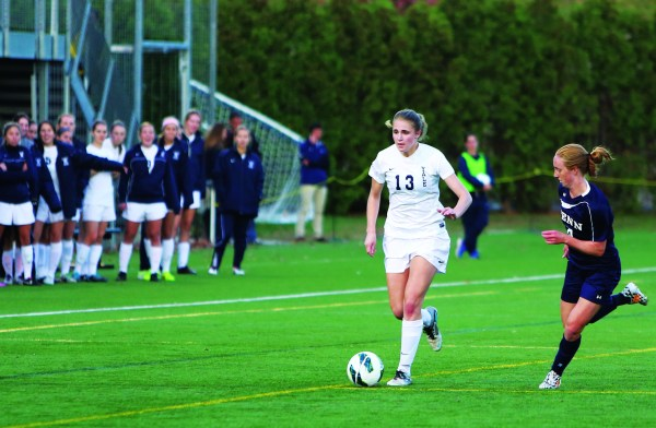 WOMEN'S SOCCER: Yale drops first Ivy contest