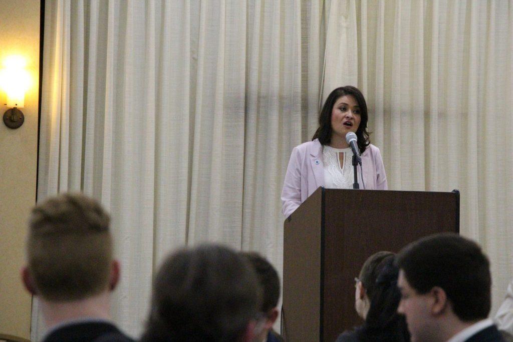 Featured Speaker Lorena González