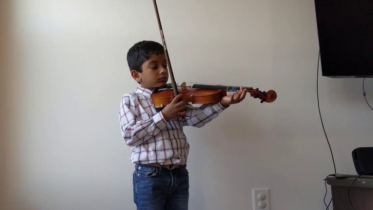Watch Abhi play!