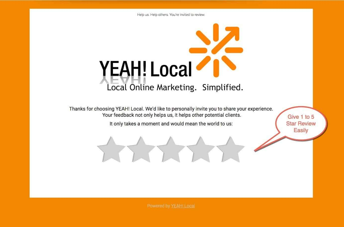 YEAH! Local Reviews