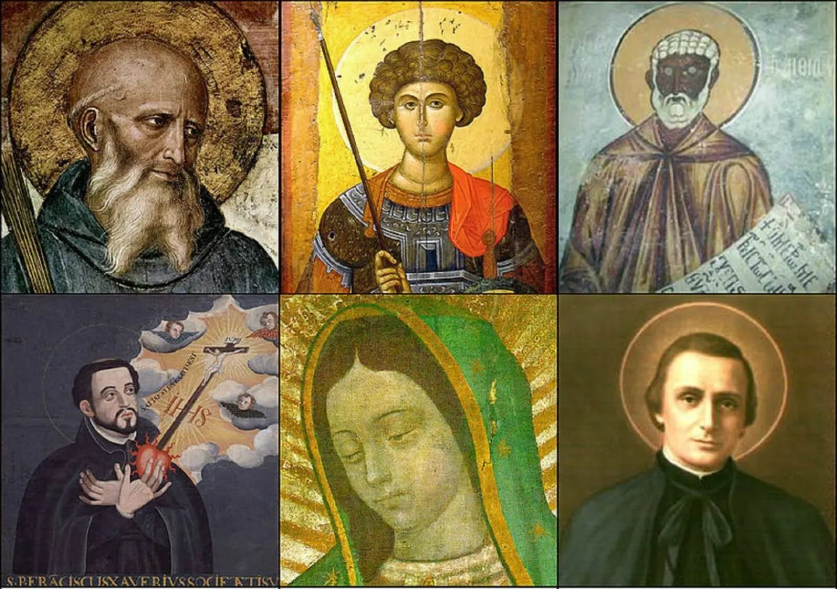 Here are 7 Saints to Help You Out In Your Daily Financial