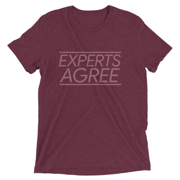 Experts Agree