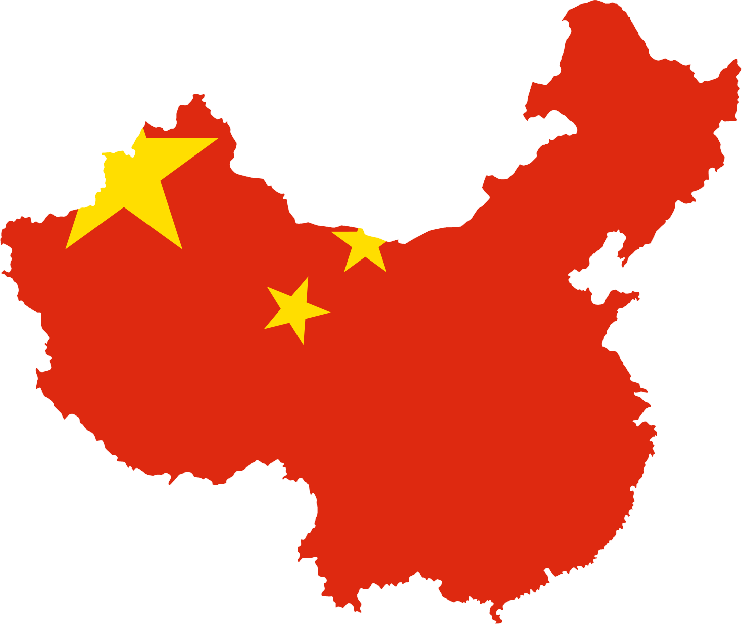 Key Physical Features And Geographic Extent Of China