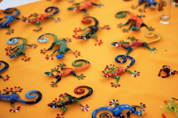 CR Art Geckos