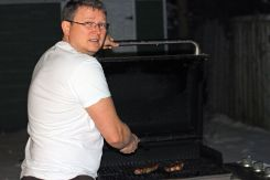 January 21, 2013: Winter Grilling