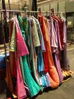 February 26, 2013: Dreamgirls Costume Rack
