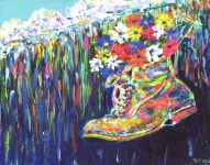 Boot, Small 10x8 / 2001