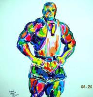 Ronny Coleman 11x14 / 2007