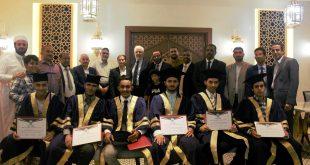 برعاية السفارة اليمنية، المدرسة اليمنية تحتفل بتخرج أول دفعة من طلاب المرحلة الثانوية