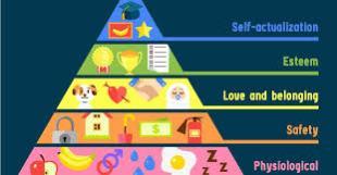 نظرية الحاجات الإنسانية لماسلو