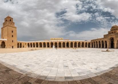 Ukbe Bin Nafi' Camii