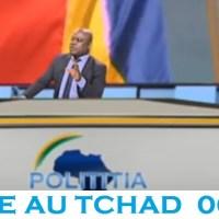 Africa24TV -Débat sur la crise sociale au Tchad -POLITIA-06/01/2017