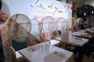 │美食│唯美派的泰式網美餐廳。Lady Nara 台北統一時代店