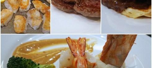 食記◎--【市政府  忠孝東路】大初鐵板燒teppanyaki。台北新開幕的高級無菜單鐵板燒-波士頓活龍蝦/ 深海大明蝦/頂級肉品