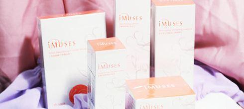 保養♥--Imuses beauty愛繆斯五椏果植萃系列.保養呵護臉部肌膚