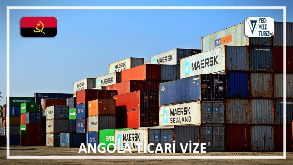 Ticari Vize Angola