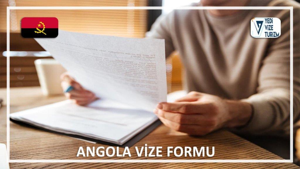 Vize Formu Angola