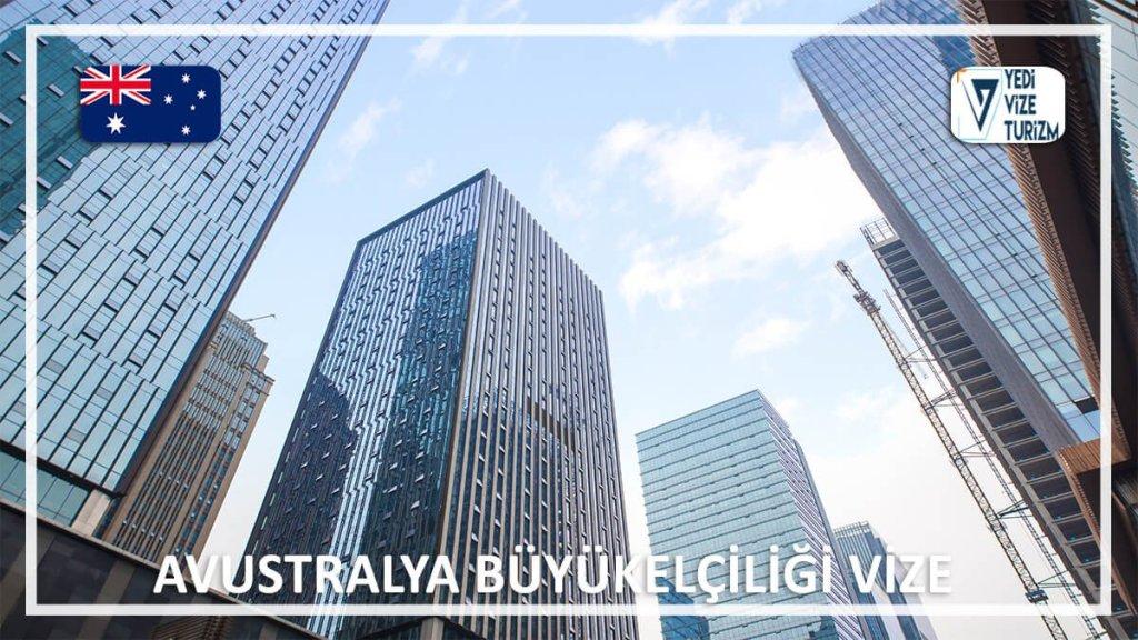 Büyükelçiliği Vize Avustralya