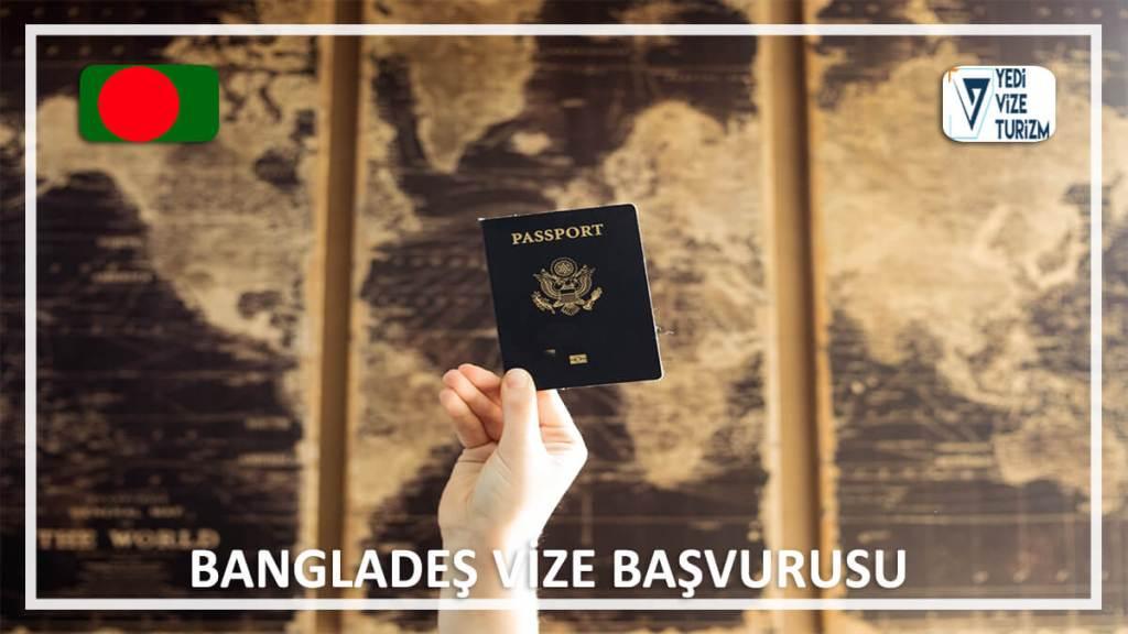 Vize Başvurusu Bangladeş