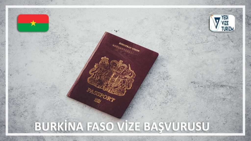 Vize Başvurusu Burkina Faso