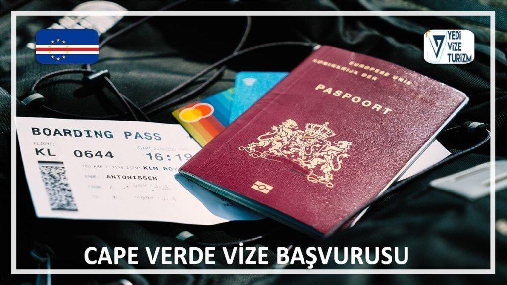 Vize Başvurusu Cape Verde