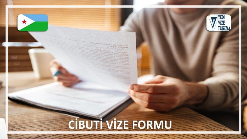 Vize Formu Cibuti