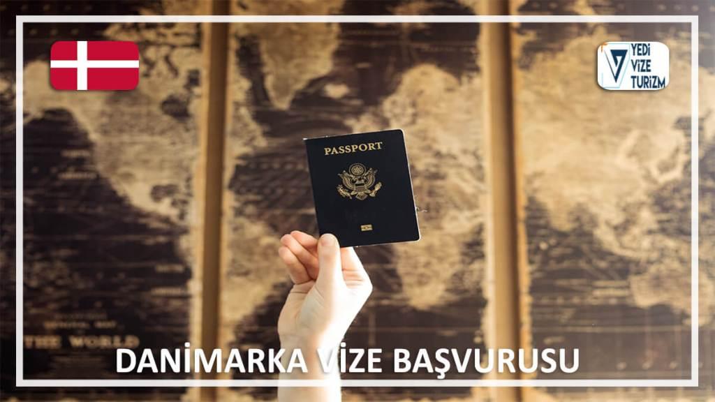 Vize Başvurusu Danimarka