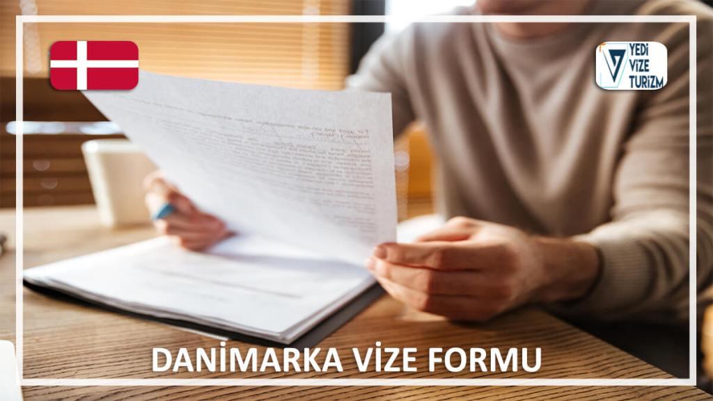 Vize Formu Danimarka