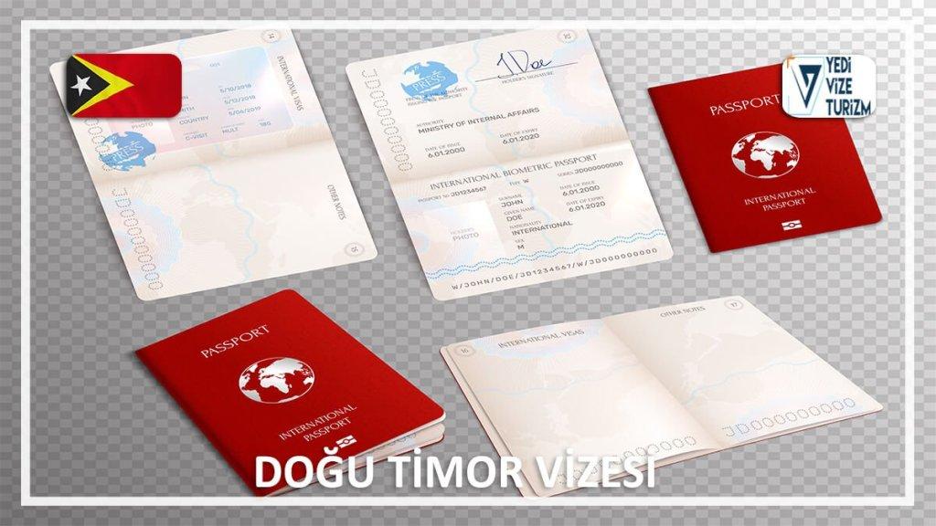 Vizesi Doğu Timor